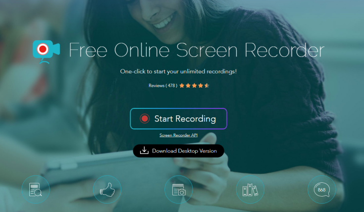 apowersoft free online screen recorder